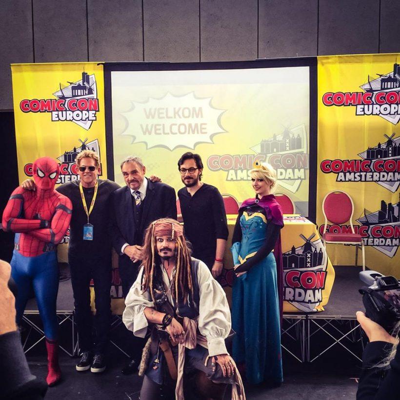 Blog – Comic Con Amsterdam: Groter en gekker! (Immy Verdonschot)