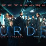 Nieuwe poster Murder on the Orient Express