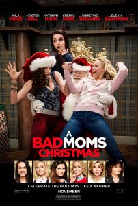 A Bad Moms Christmas Red Band trailer en personage posters