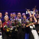 Brimstone grote winnaar Gouden Kalveren 2017