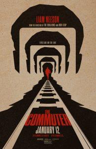 Liam Neeson in The Commuter trailer