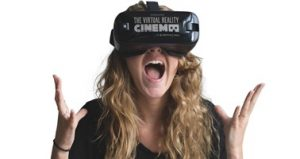 Pathé presenteert vanaf 13 september pop-up VR Cinema in CineMec Utrecht