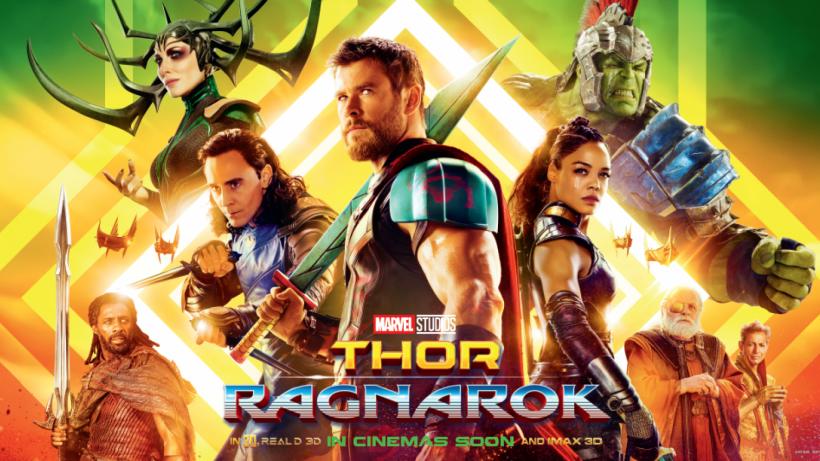 Winactie Thor: Ragnarok – Beëindigd