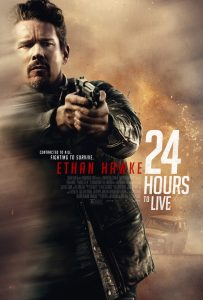 24 Hours to Live poster met Ethan Hawke
