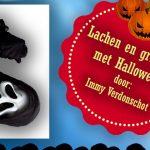 Blog   Lachen en griezelen met Halloween! (Immy Verdonschot)