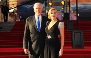 Kate Winslet in James Cameron's Avatar sequels