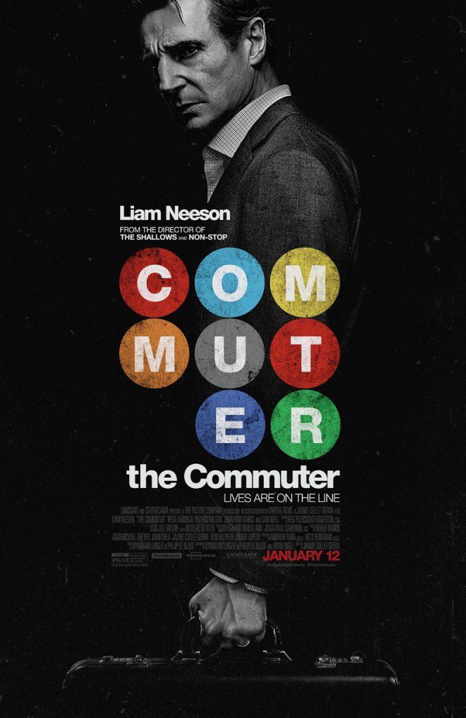 Nieuwe The Commuter trailer met Liam Neeson