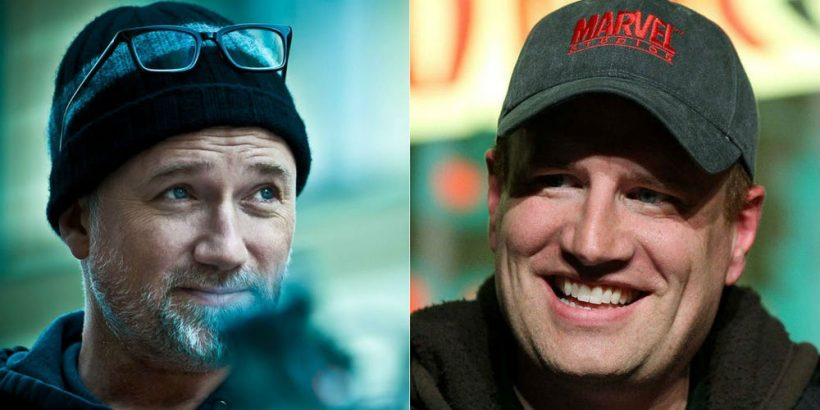 filmhoek David Fincher kevin fiege Marvel