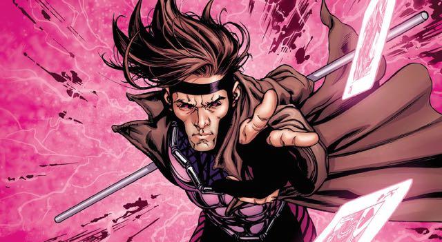 X-Men film Gambit officieel aangekondigd voor 2019