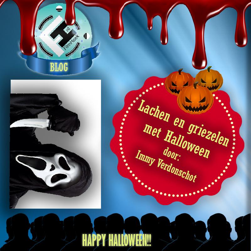 Blog Lachen en griezelen met Halloween!