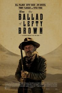 Bill Pullman als cowboy in The Ballad of Lefty Brown trailer
