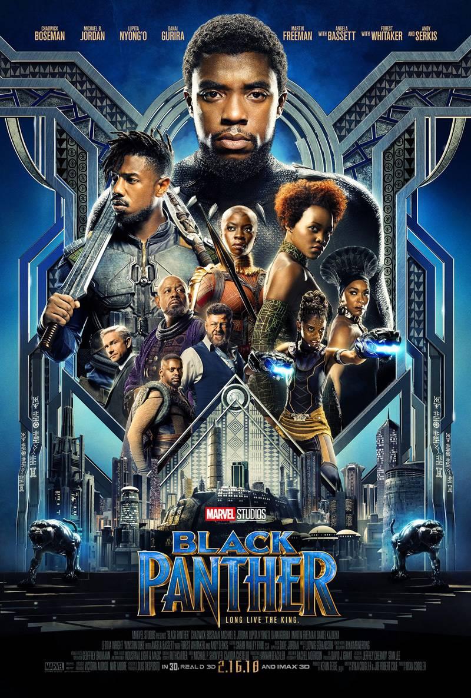 Nieuwe Black Panthertrailer en poster