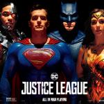 Superman op nieuwe banner en poster Justice League