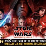 Star Wars: The Last Jedi de eerste film in 4DX en Dolby Cinema