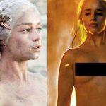 Game of Thrones's Emilia Clarke over haar epische naaktscene