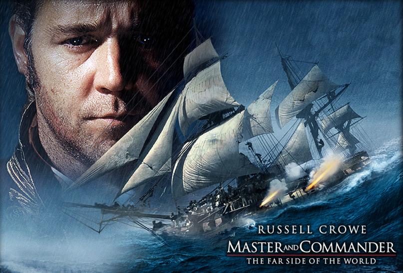 Russell Crowe hint naar mogelijk vervolg op Master and Commander