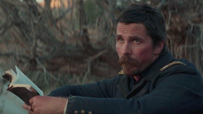 Nieuwe trailer Hostiles met Christian Bale