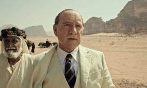 Kevin Spacey wordt vervangen door Christopher Plummer in All the Money in the World