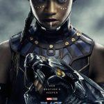 Nieuwe Black Panther personage posters