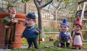 Nieuwe trailer Sherlock Gnomes met Johnny Depp