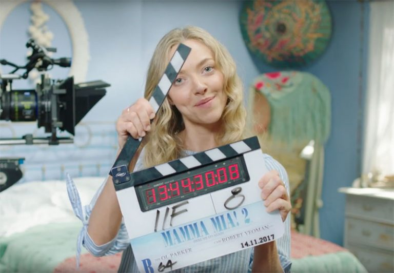 Mamma Mia! Here We Go Again poster en featurette
