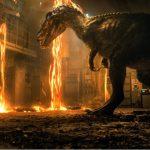Eerste blik op nieuwe dino Jurassic World: Fallen Kingdom