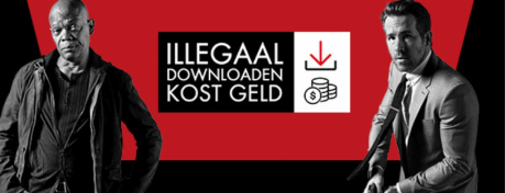Dutch FilmWorks gaat downloadboetes van 150 euro uitdelen voor The Hitman's Bodyguard