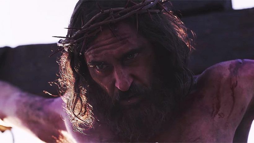 Joaquin Phoenix als Jezus in Mary Magdalene trailer