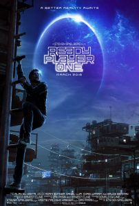 Nieuwe poster Steven Spielberg's Ready Player One