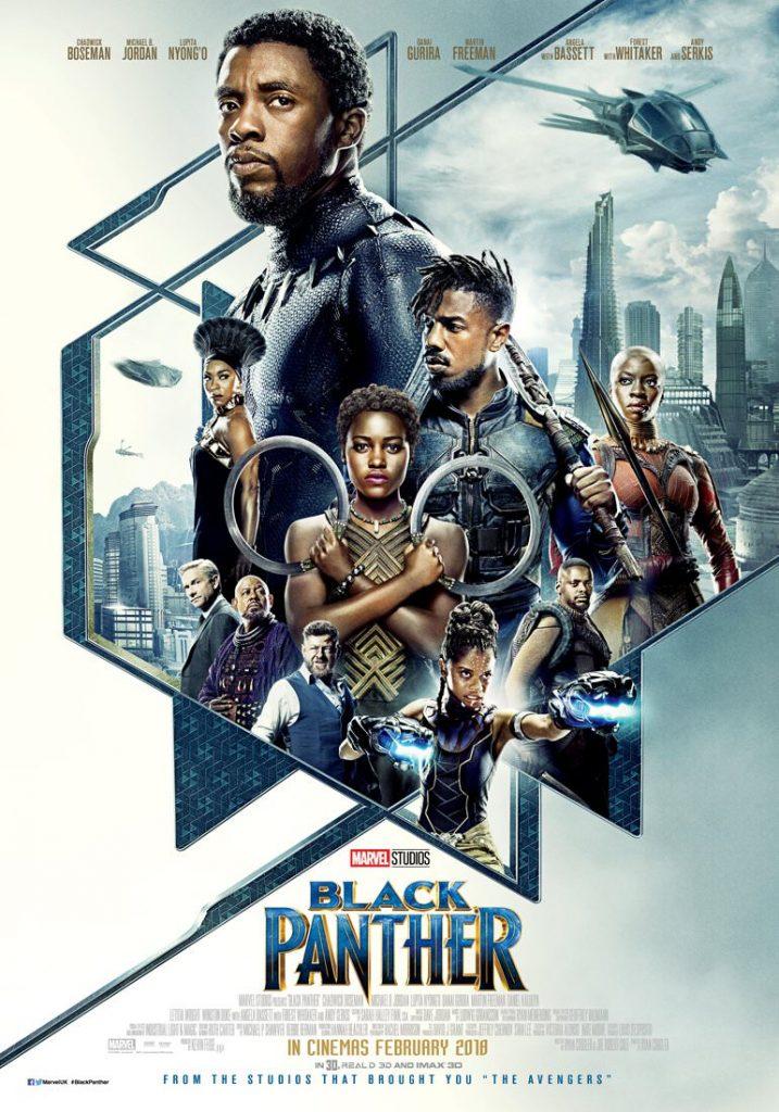 Nieuwe poster Marvel's Black Panther