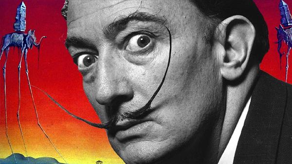 Blog Is het fout om foute artiesten te bewonderen? (Sandro Algra) Salvador Dalí
