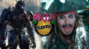 Transformers: The Last Knight favoriet bij 38ste Razzie Awards nominaties