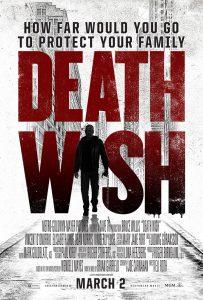 Bruce Willis op nieuwe Death Wish trailer en poster