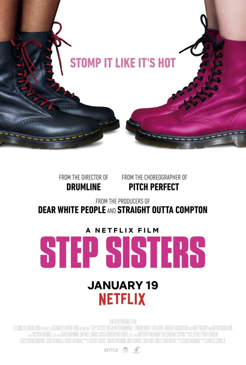 Trailer Netflix's Step Sisters