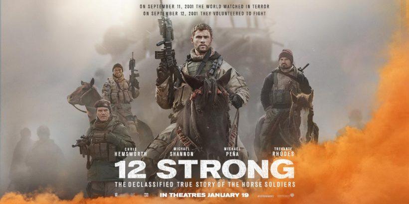 Recensie | 12 Strong (Sandro Algra)