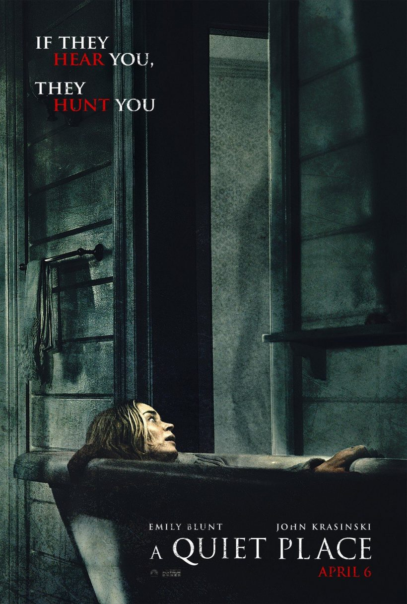 Nieuwe beelden horrorfilm A Quiet Place