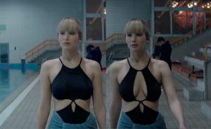 Borsten Jennifer Lawrence