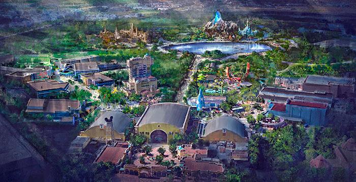 Disneyland Paris investeert 2 miljard euro in uitbreiding met Marvel, Frozen en Star Wars