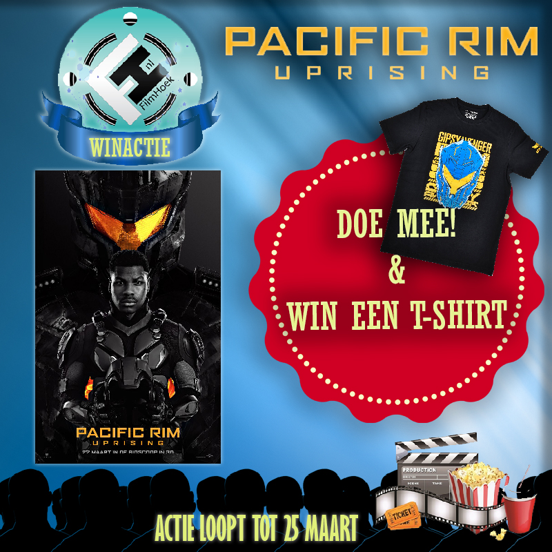Winactie Pacific Rim: Uprising