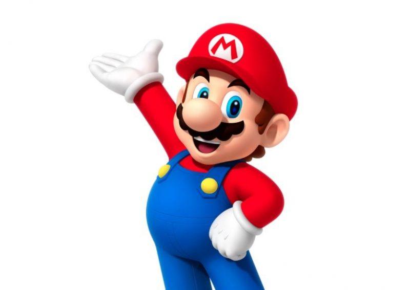 Super Mario-film in ontwikkeling