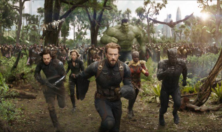Nieuwe tv-spot Avengers: Infinity War