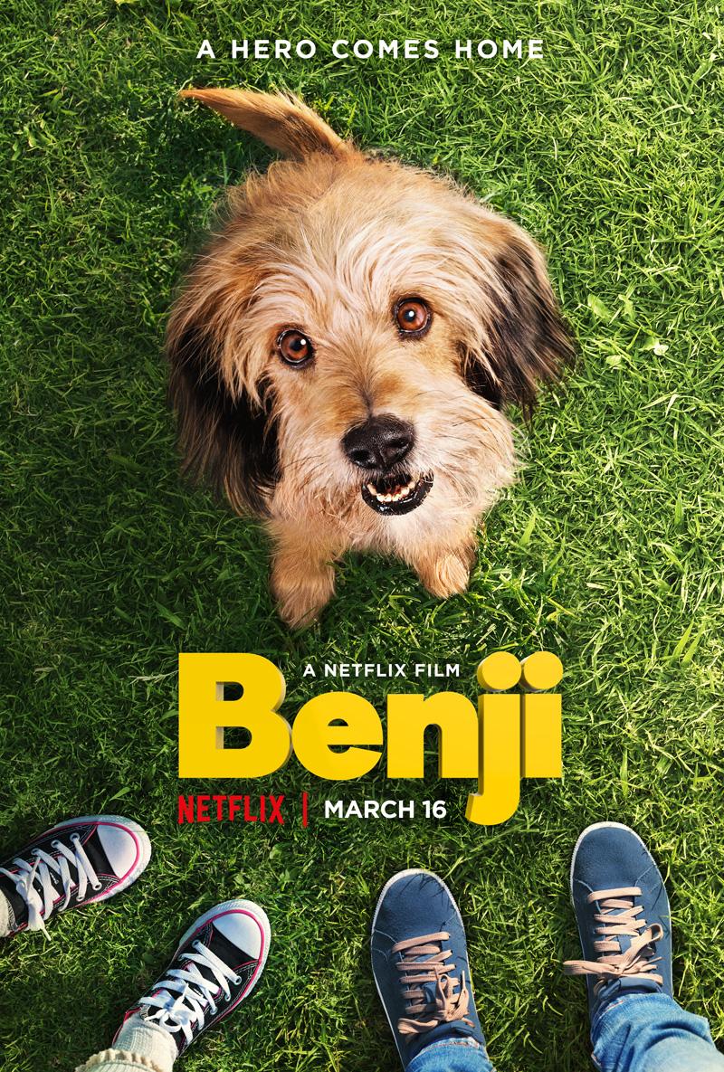 Officiële trailer Netflix-remake Benji