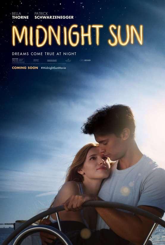 Trailer Midnight Sun met Bella Thorne en Patrick Schwarzenegger