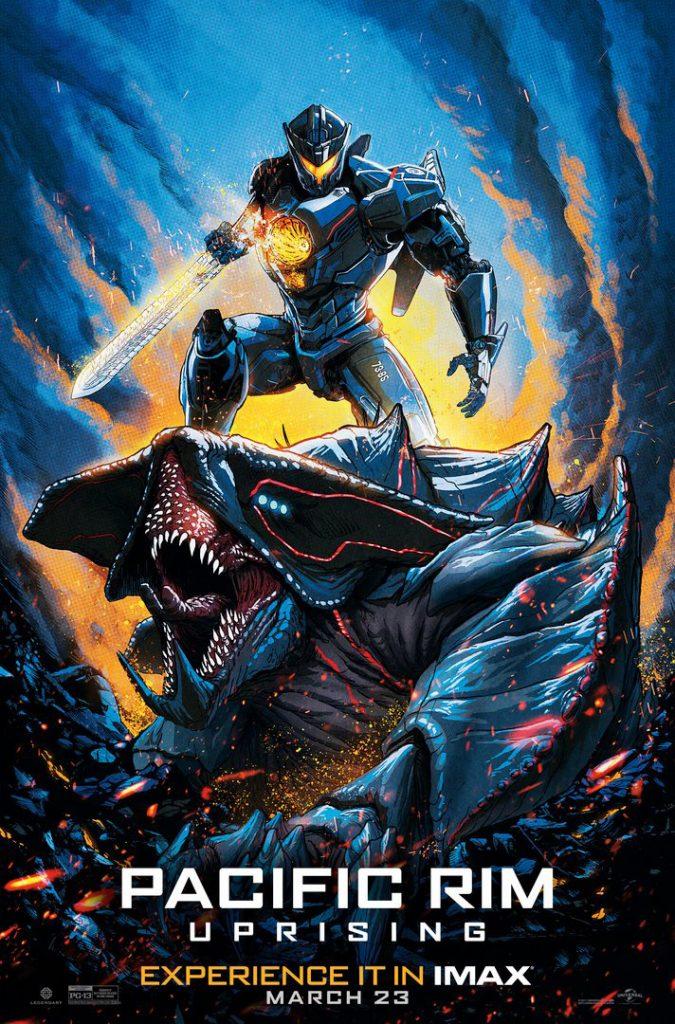 Nieuwe Pacific Rim Uprising IMAX