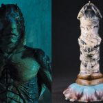 Guillermo Del Toro over Shape Of Water sex toy