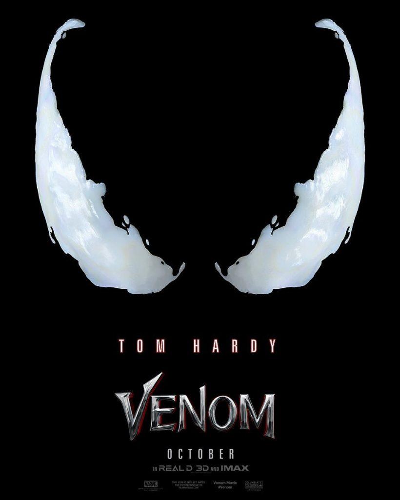 Eerste teaser poster Venom