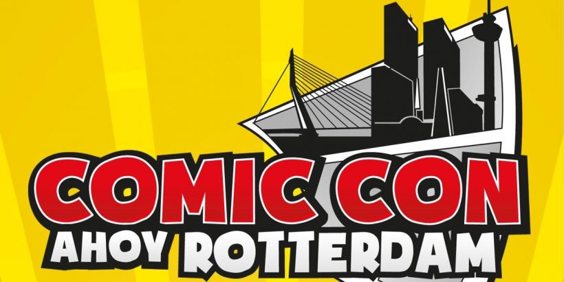 Comic Con Ahoy Rotterdam 2018 (Immy Verdonschot)