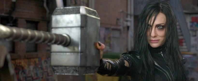 Blu-ray recensie Thor: Ragnarok (Immy Verdonschot)