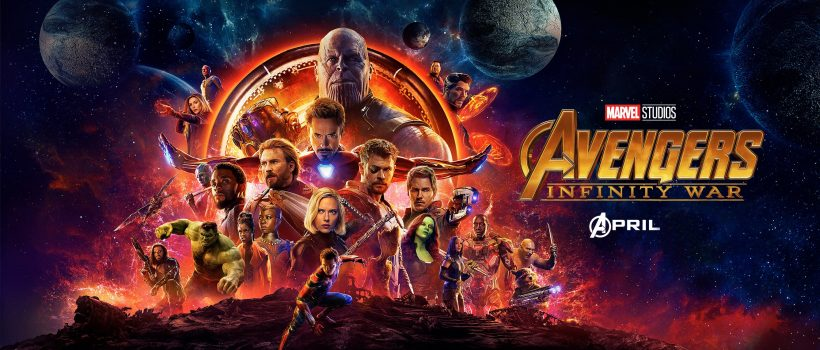 Winactie | Marvel's Avengers: Infinity War – Beëindigd