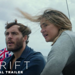 Shailene Woodley & Sam Claflin in trailer survival film Adrift